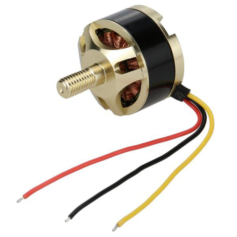 Hubsan H501S CW / CCW Brushless Motor H501S-07 / H501S-08 RC Part for Hubsan H501S RC Quadcopter 4pcs cw ccw motor for hubsan h502s h502e