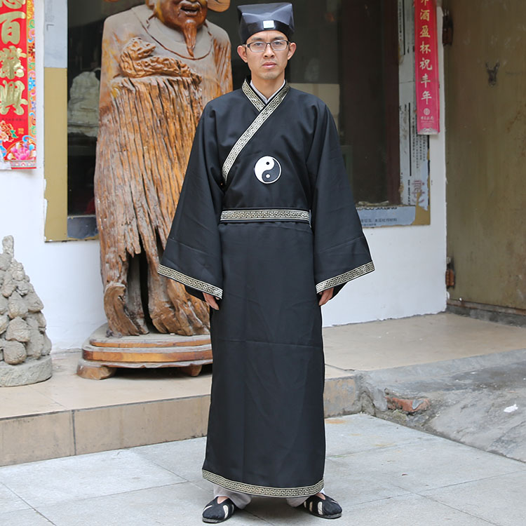 Wudang Daoist Hanfu Uniform 2