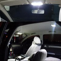 16pcs Canbus LED Interior Light Kit Package For Mercedes Benz C Class W204 C250 C300 C350