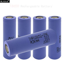 MJKAA 18650-29E 2900mAh 3.7V  Lithium Ion Rechargeable Battery Environmental Protection Durable Fast Delivery