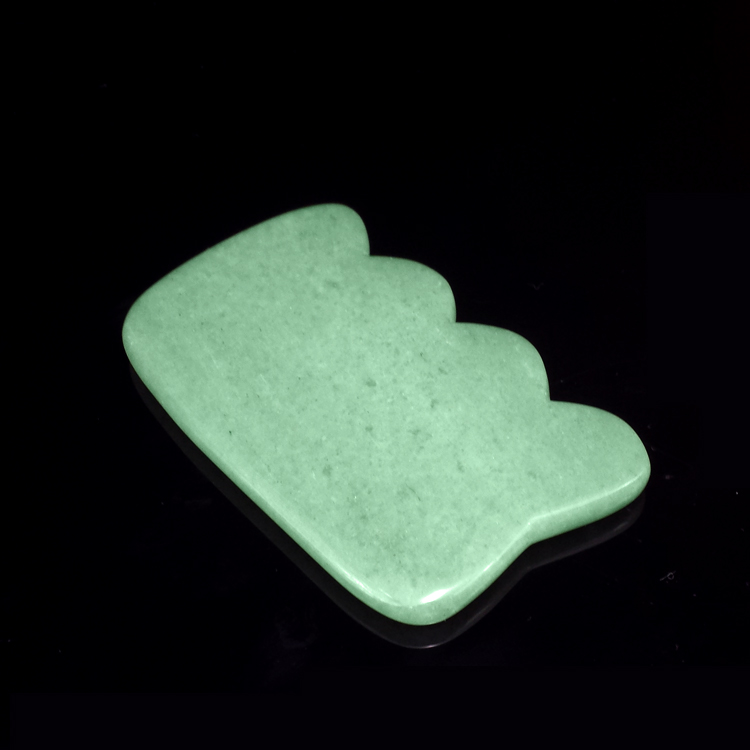 Jade scrapping plate piece of blown sand tools Facial back scrapping plate natural material eglo подвес eglo 89134