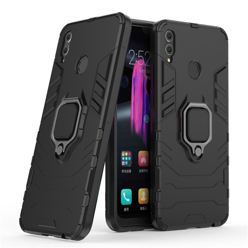 For Huawei Honor 8X Case Huawei Honor 8X Cover 6.5 Magnetic Finger Ring Car Holder Armor Back Cover For Huawei Honor 8X Coque (3)