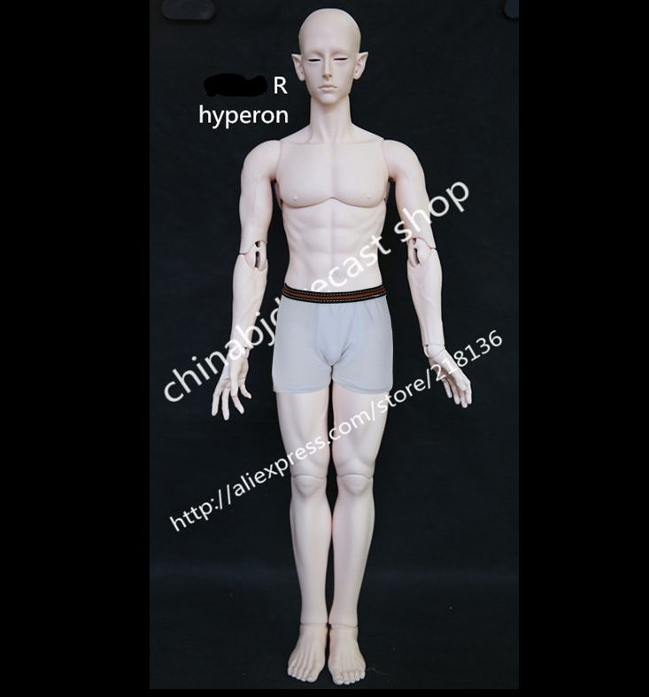 R.Hyperon Idealian 1/3 BJD Resin Figures Body Model Toys For Girls Birthday Xmas Best Gifts