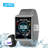 Smart Watch Bracelet N98 Color Full Screen Waterproof Fitness Tracker Clock Wristband Heart Rate Monitor Pressure For Xiaomi IOS