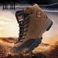 MUMUELI Gray Green Brown 2019 Designer Casual Snow Men Shoes High Top Quality Fashion Luxury Male Boots Flat Brand Sneakers 558