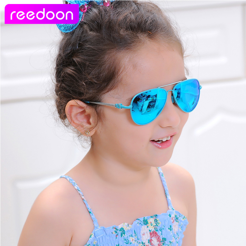 2016 New Fashion Baby Boys Kids Sunglasses Piolt Style Brand Design Children Sun Glasses 100%UV Protection Oculos De Sol Gafas