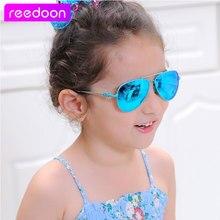 84565e55fa2bb 2016 Nova Moda Bebê Meninos Crianças Óculos De Sol Piolt Estilo Crianças de  Design Da Marca Óculos de Sol 100% Proteção UV Oculo.