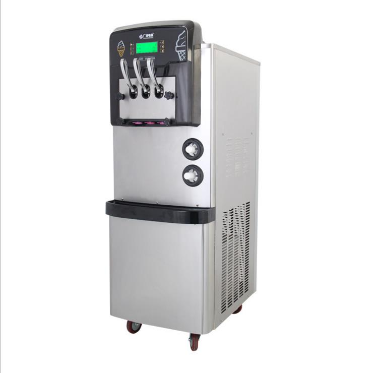 7.2L*2 Ice Cream Machine Commercial Full Auto Ice Cream Making Machine Fresh Keeping System And Precooling BX3368CER D2