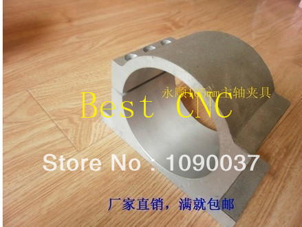 Dispositivo de husillo de mandril de 105 mm para máquina de grabado - Piezas para maquinas de carpinteria - foto 2