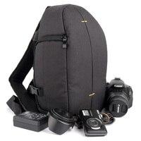 DSLR Camera Backpack Sling Bag Cover For Nikon D5300 D3400 Canon 1300D 5d4 Sony A7 Fujifilm Panasonic GH5s Photo Shoulder Case