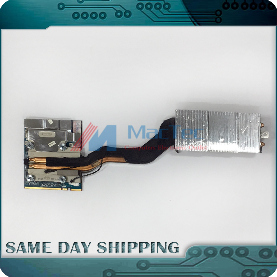 Original 8800 GS 512M Graphic Card for iMac 24 A1225 VGA Card GPU 8800GS 512MB Video Card with HeatSink 730-0483-B 661-4664