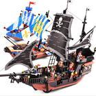 652PCS Pirate Ship B...