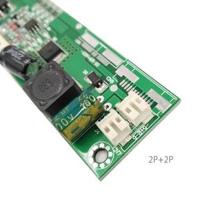 Image 4 - עבור 26 65 אינץ 12V 24V LED אוניברסלי תאורה אחורית נהג Boost צלחת טלוויזיה קבוע הנוכחי לוח תאורה אחורית כונן V56 For1/2/3/4 רצועה