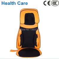 2014 Best Selling Vibration Body Electric Thai Massage Products Kneading Massage Cushion With Infrared Heat