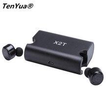 Bluetooth-наушники TenYua X1T с зарядным устройством на 1500 мА · ч
