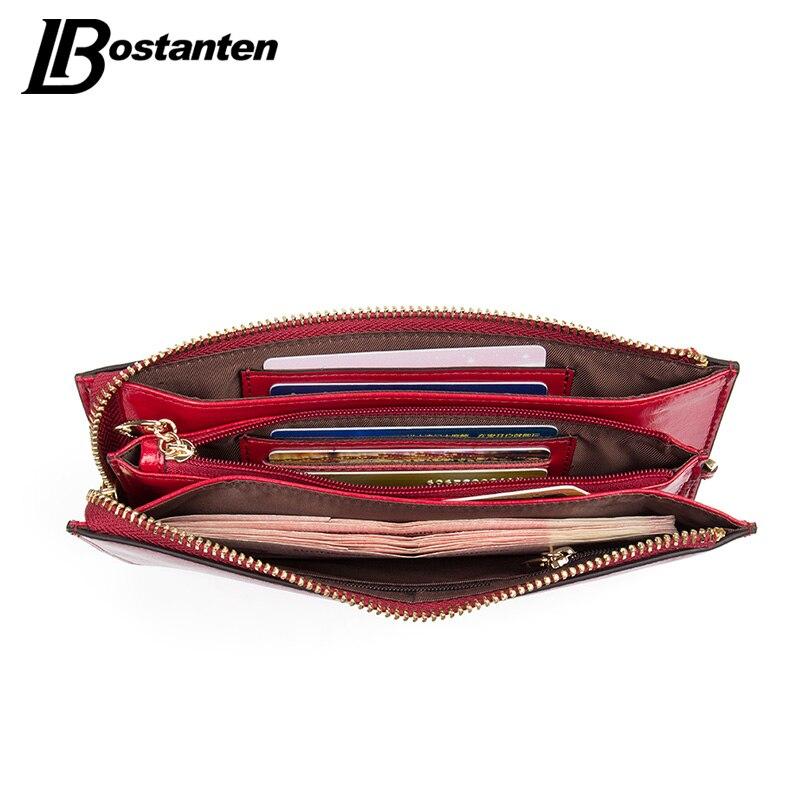 da bolsa da embreagem senhora Upper Material : Spilt Leather