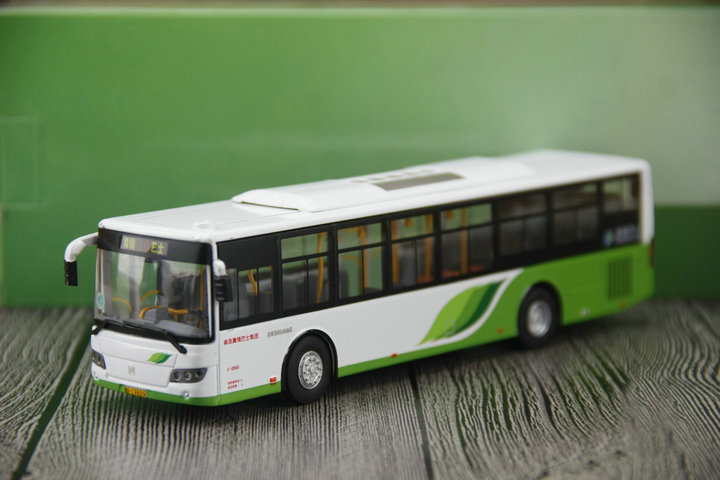 1:64 fine Bus and bus model Alloy collection model Holiday gift 1 38 china gold dragon bus models xml6122 diecast bus model blue
