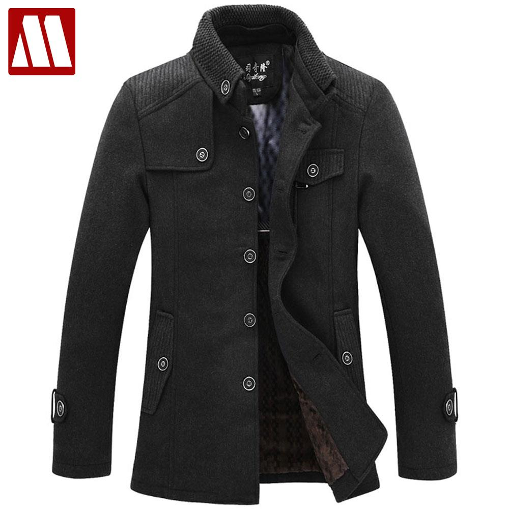 Popular Mens Wool Dress Coat-Buy Cheap Mens Wool Dress Coat lots ...