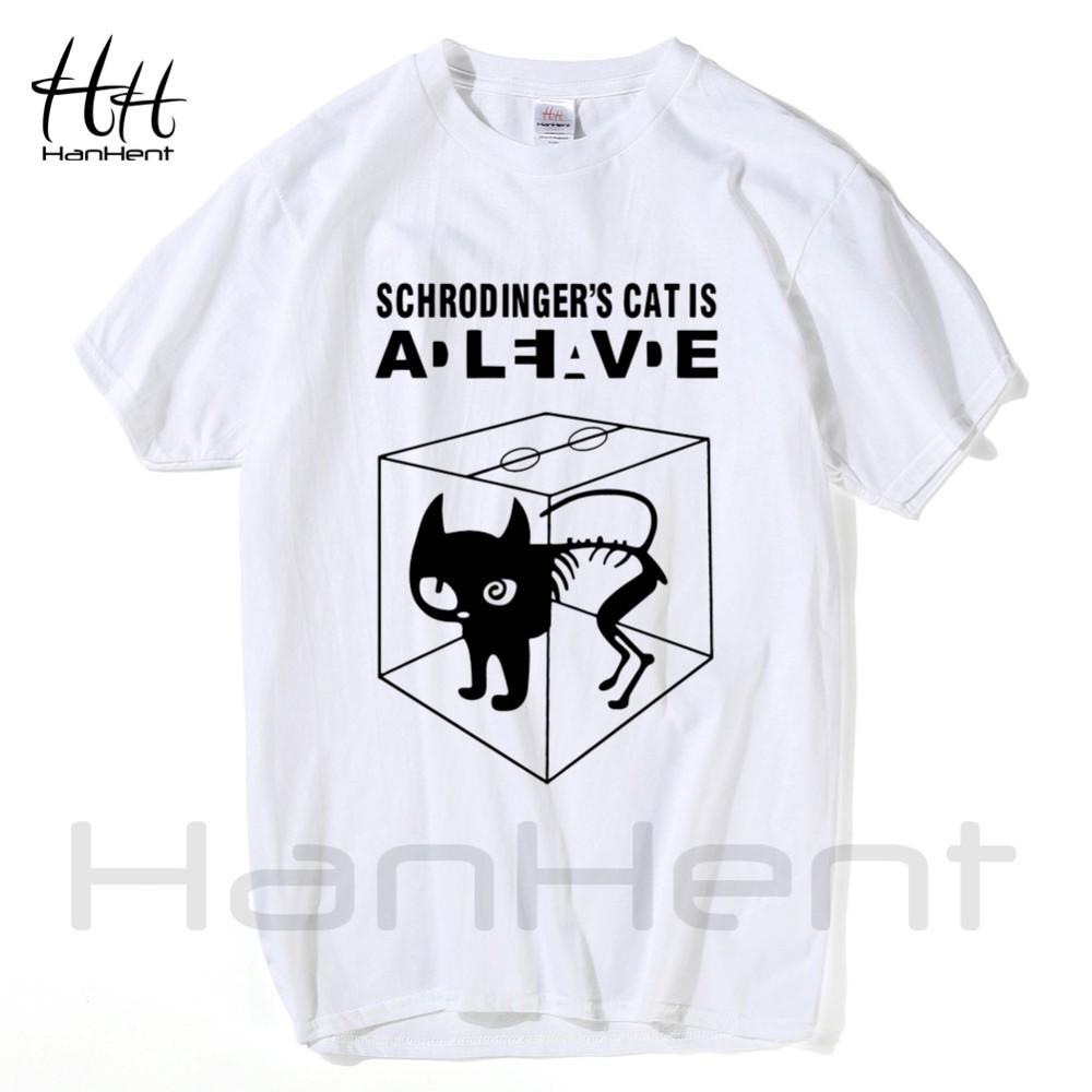 HanHent The Big Bang Theory T-shirts Men Funny Cotton Short Sleeve O-neck Tshirts Fashion Summer Style Fitness Brand T shirts 8