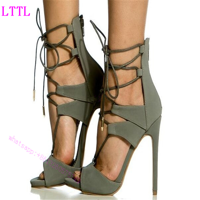 2017 spring high quility fashion super star Stuart Weitzman suede leather  sandals Roman style with toe high heels hot sell shoes 0ddcde2bf93d