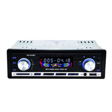 NEW HOT Bluetooth Car Stereo Audio In-Dash FM Aux Input Receiver SD USB MP3 Radio 930B