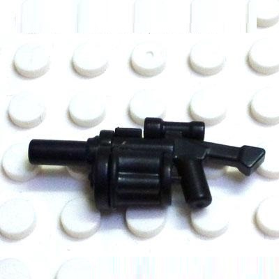 5PCS Grenades Launcher Weapons Original Block Toy Swat Police Military City Accessories Compatible Mini Figures