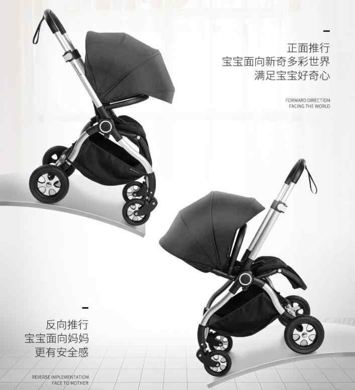 2020 elegant light luxury baby stroller lightweight folding can sit reclining stroller two way high landscape.jpg q50