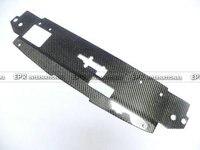 닛산 z32 리얼 카본 파이버 냉각 패널 용 자동차 액세서리