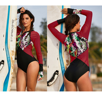 2019 Sexy sport swimsuits bath dresses Patchwork Bathing costumes For female swimming suits body vestito women's swimming suits