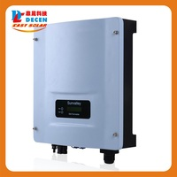 DECEN String Grid Connected Pure Sine Wave Inverter 5000W With Two MPPT 220VAC 50Hz 60Hz Applicable