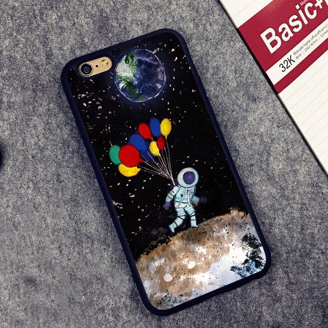 coque iphone 6 planete