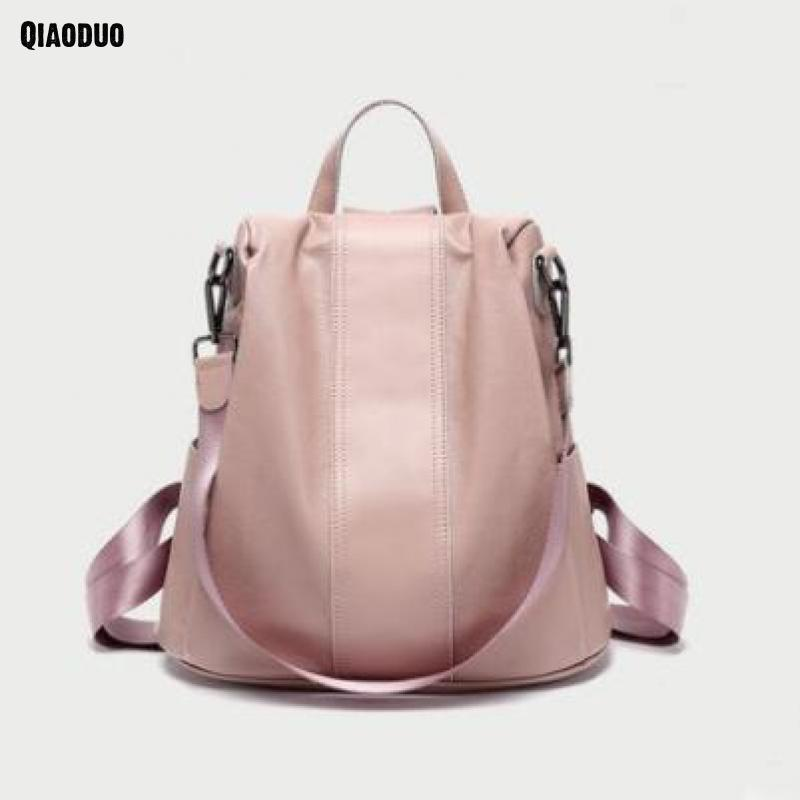 Teen Backpack Small School Bags Travel Fashion Teenage Girl Backpacks Sac A Dos Women New Bag 2018 Sheepskin Backpack Women europe ladies leather backpack women mochila sheepskin travel bolsa feminina school bags teenage girl backpacks