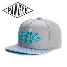 c50d359d PANGKB Brand MARTY CAP FLY adjustable Headwear bone Hip hop snapback hat for  men women adult