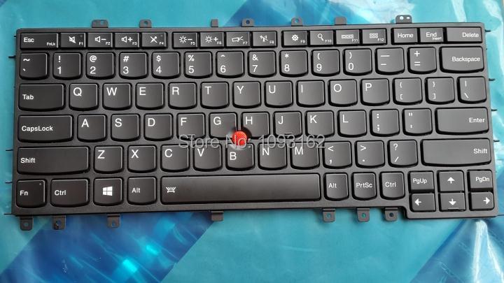 NEW Original lenovo ThinkPad S1 Yoga US Keyboard with Backlight Backlit 04Y262004 04Y2916 SN20A45458