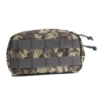 US Army Bag Tactical Molle Utility Pouch Phone Gadget Gear Tool First Aid Backpack Bag For