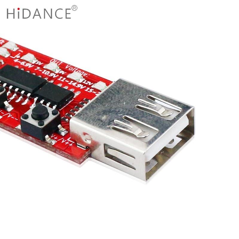 Qualcomm QC2.0 / 3.0 automaatne USB-testri mõõteriista pinge - Mõõtevahendid - Foto 6