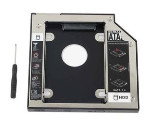 Image 1 - WZSM جديد 12.7 ملليمتر SATA 2nd SSD HDD العلبة لشركة أيسر أسباير V3 771G V3 772 V3 772G V3 571G V3 471G الصلب محرك أقراص العلبة
