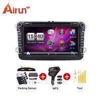 Best Sale 8inch Car DVD GPS Player For Volkswagen VW POLO PASSAT CC JETTA TIGUAN TOURAN
