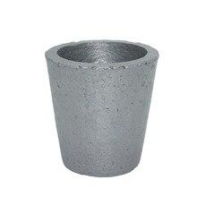 4 # Gieterij Siliciumcarbide Grafietsmeltkroezen Cup Oven Torch Smelten Casting Raffinage Goud Zilver Koper Messing Aluminium