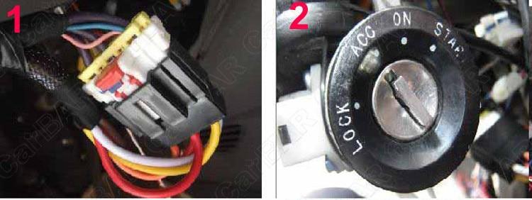 gps car alarm installing (10)