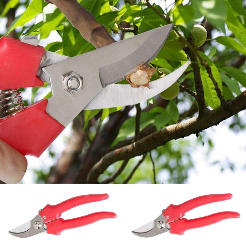 Ножницы садовые принадлежности для обрезки растений садоводческий бонсай из нержавеющей стали, садоводческий бонсай