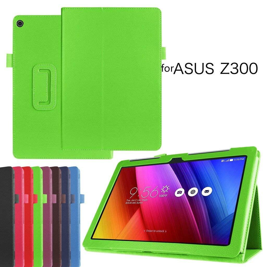 Pu Leather Case Cover for ASUS ZenPad 10 Z300 Z300CX Z300C Z300CG Z301ML P023 Z300M Z301M P00C P01A P00L 10.1 Flip Stand Case