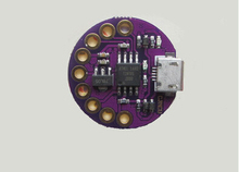Free Shipping! CJMCU-LilyTiny LilyPad main board for arduino microcontroller miniature wearable high-quality 10pcs