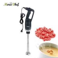 ITOP Commercial Blender Mixer IT500LF/IT500LV+400mm Blending Arm Kitchen Handheld 500W Electric Food Processor Juicer
