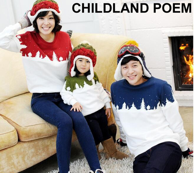 family christmas clothes mother daughter father son t shirt family matching clothes mommy and me