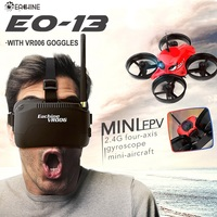 Pre Order Eachine E013 Micro FPV Racing Quadcopter With 5 8G 1000TVL 40CH Camera VR006 VR