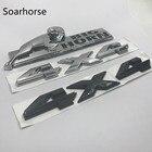 Soarhorse Car-styling For 08-15 Dodge Ram 1500 2500 3500 4X4 BIGHORN Big Horn Emblem Nameplate Sticker