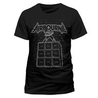 Airbourne Amp Xxl Shirt Official T Shirt Metal Rock Band Tshirt New