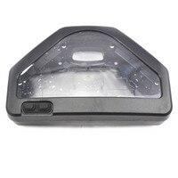 Black Speedometer Tachometer Gauge Case Cover For Honda CBR1000RR CBR 1000 RR 2004 2007