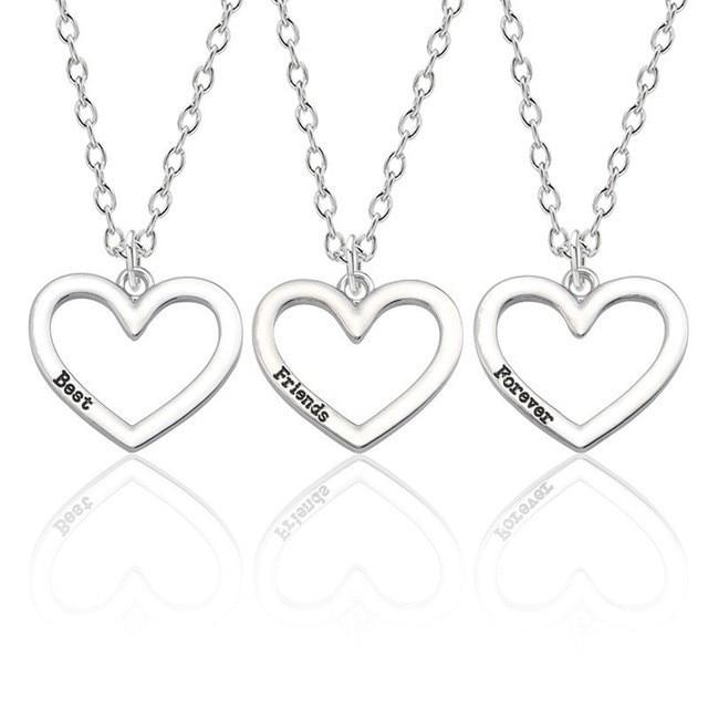 3 heart BFF